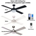 FIAS Rotor LED Ceiling Fan
