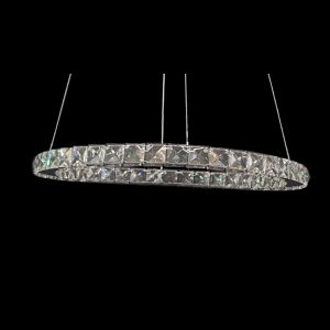 GALAXY 350 Cool White LED Crystal Pendant - LEDP1029CW