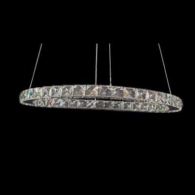 GALAXY 350 Warm White LED Crystal Pendant - LEDP1029WW
