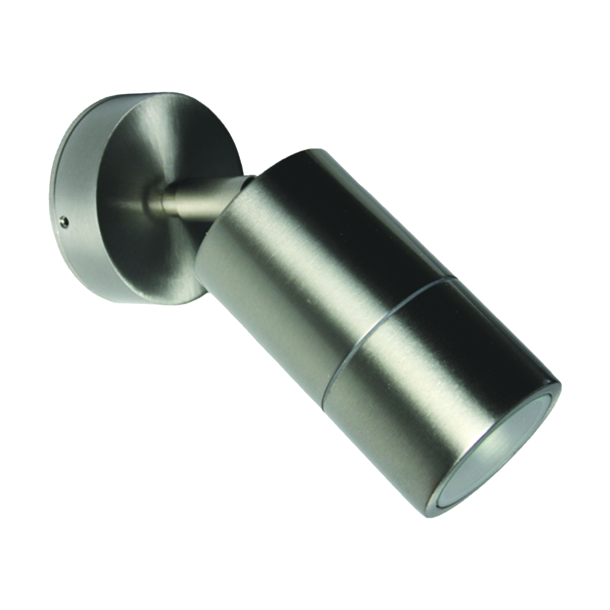 1 Light Single Adjustable 316 Marine Grade Stainless Steel