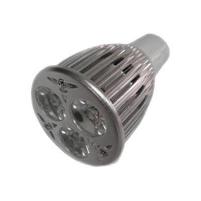 6w GU10 LED Globe - LED6WGU10 - PW - CW - WW