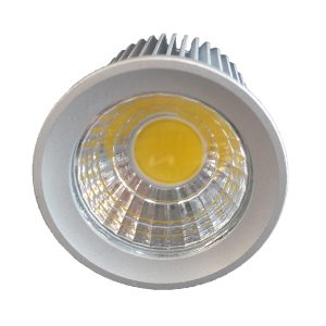 9w COB GU10 LED Dimmable Globe - LEDCOB9WGU10DIM-PW-CW-WW