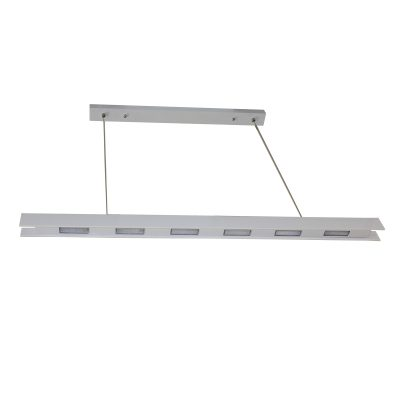 Civic White LED Pendant - LEDP1023