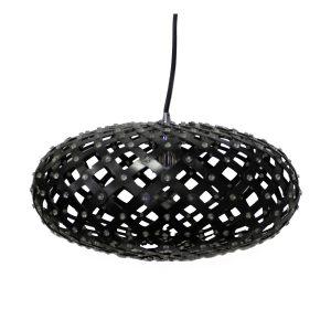 Eliptic 500 Black Pendant Light - P1105ELI50BLK