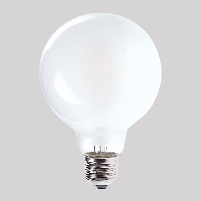 G95 E27 6W LED Globe Frosted - LEDG956WE27FR - PW - CW - WW