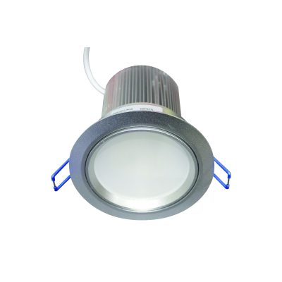 LED 18w Warm White Silver - LED18WWWSil