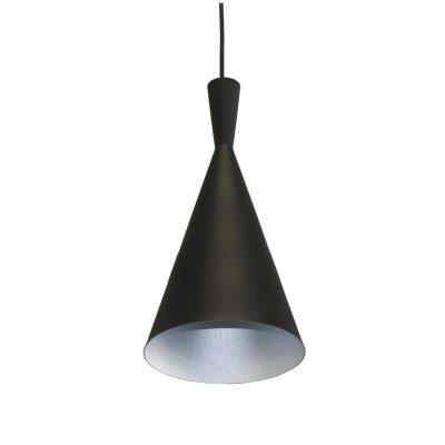 Tanzie Black 1 Light Pendant - SP1009