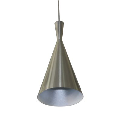 Tanzie Satin Nickel 1 Light Pendant - SP1011