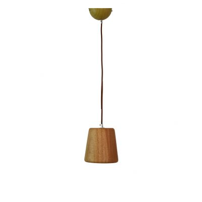 Woody 2 - 140 Wooden Pendant Light - P1122WOODY2