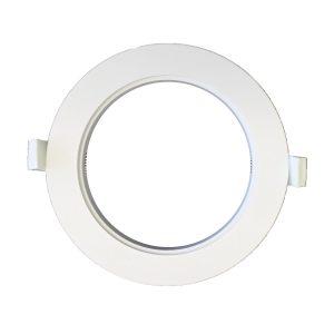Adaptor Plate White Low Prof - ADAPWHLP