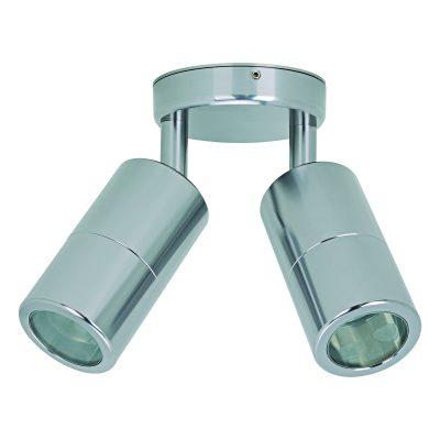 Anodized Titanium Exterior Double Adjustable - EXTDATA
