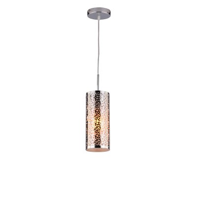 Zay 1 Light Satin Nickel Pendant - P1224ZAYSN1lt
