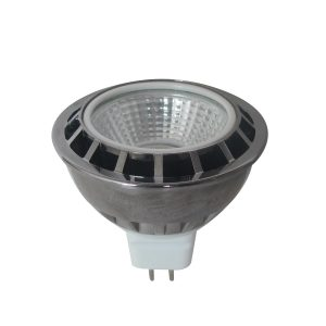 5w COB MR16 LED RED Globe - LEDMR16RECOB5W