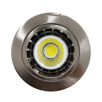 6w COB GU10 LED Downlight Kit 70mm bch