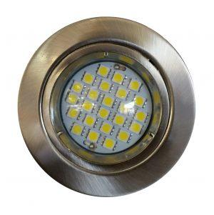 4w GU10 LED Downlight Kit 70mm bch