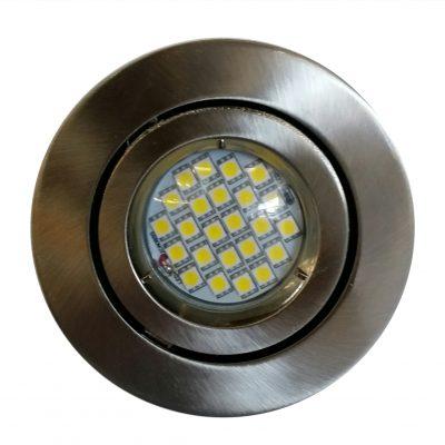 4w GU10 LED Downlight Kit 90mm bch