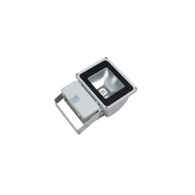 80w LED Flood Light Pure White - LED80WPWFLD