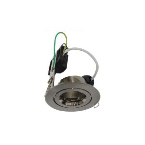 90mm Gimble Downlight Frame BCH GU10 - DL90BCHGU1090mm Gimble Downlight Frame BCH GU10 - DL90BCHGU10