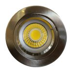9w COB GU10 LED Downlight Kit 70mm bch