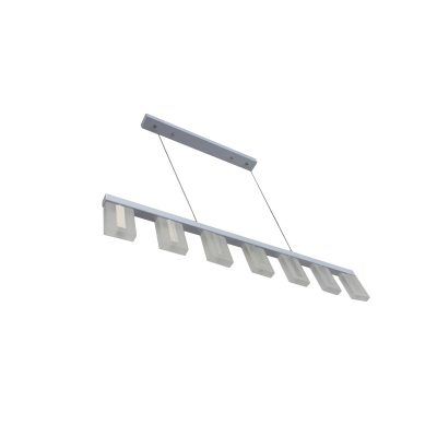 Alloy White LED Pendant - LEDP1025