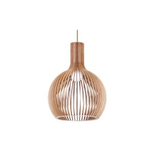 Bell 580 Wooden Pendant Light - P1063BELL580