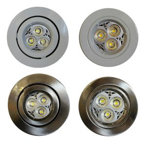 GU10 Downlight Kit