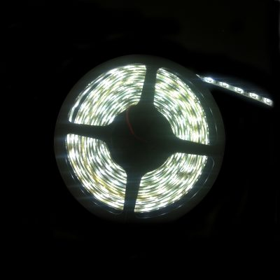 LED IP68 Strip Light 5m Pure White 3528 - LEDIP68PW3528