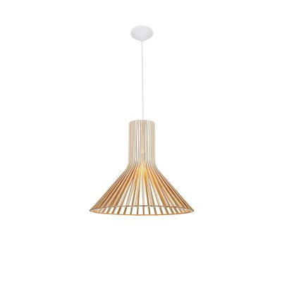Martini 450 White Pendant Light - P1058MARTINIW