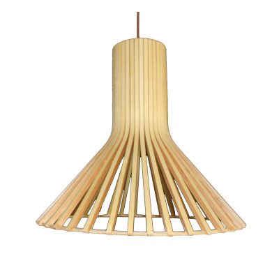 Martini 450 Wooden Pendant Light - P1056MARTINI