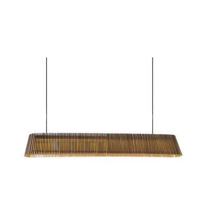 Stix 1M Black Pendant Light - P1055STIXB