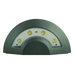 UFO LED Outdoor Bl Wall Light - EXTLED1006