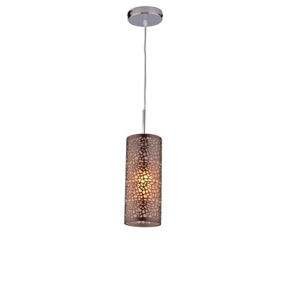 Zay Brown 1 Light Pendant - P1227ZAYBRN1lt