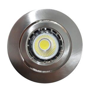 6w COB GU10 LED Downlight Kit 90mm bch