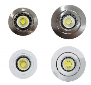 6w COB LED Downlight Kit